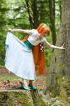 Dont fall Thumbelina