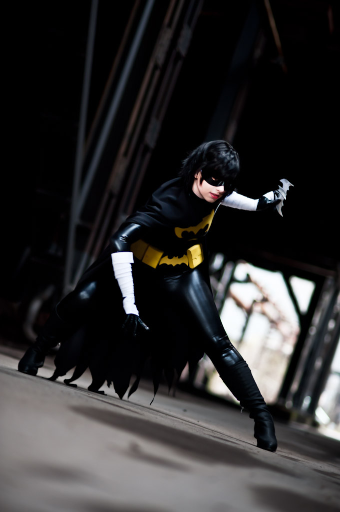 Fight for Gotham by Rayi-kun