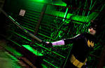 Under Gotham's light