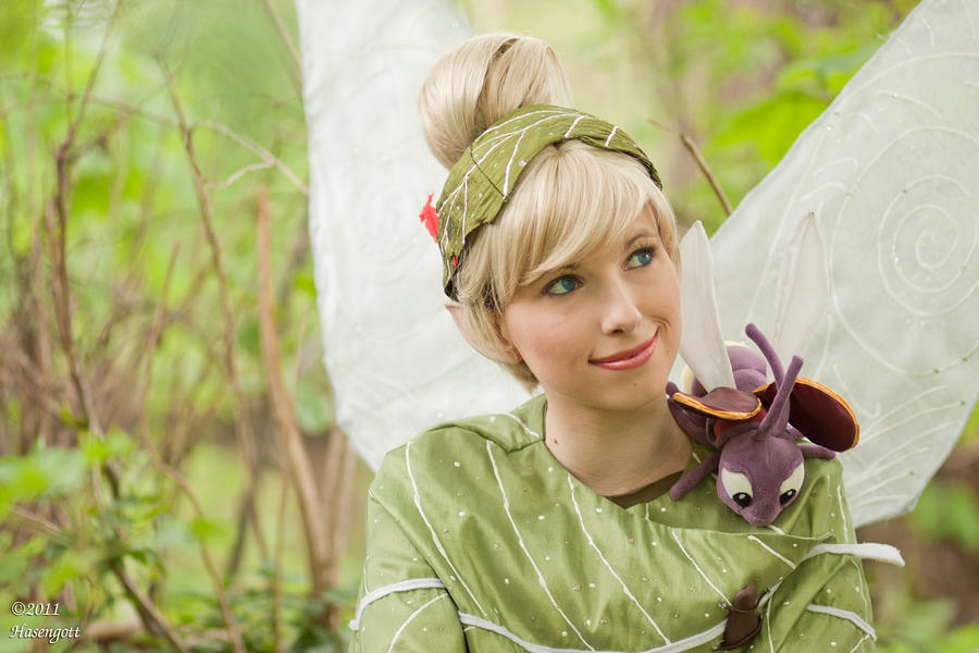 Tinker Bell by Rayi-kun