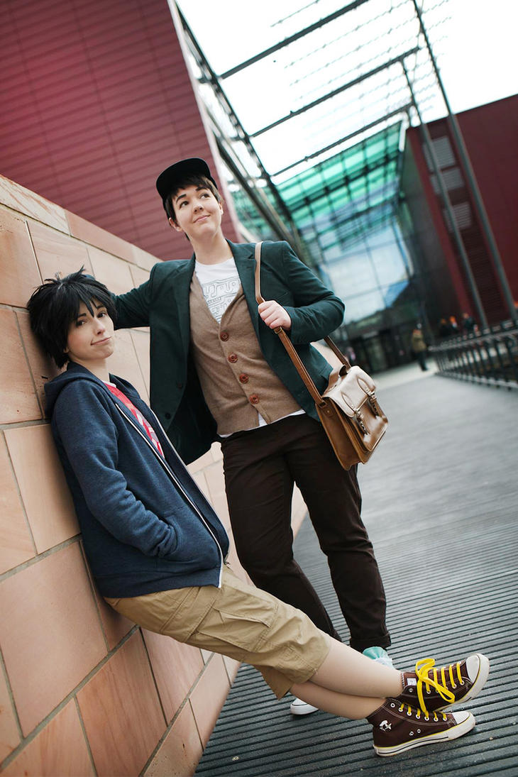 Hamada Brothers by Rayi-kun