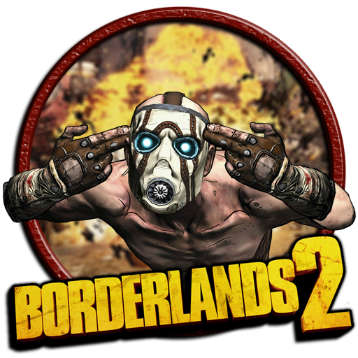 Borderlands 2 Icon 2 by habanacoregamer on DeviantArt