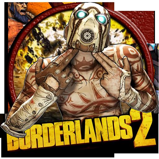 Borderlands 2 Icon 4 by habanacoregamer on DeviantArt