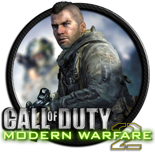 Call of Duty Modern Warfare 2 Icon - 404.9KB