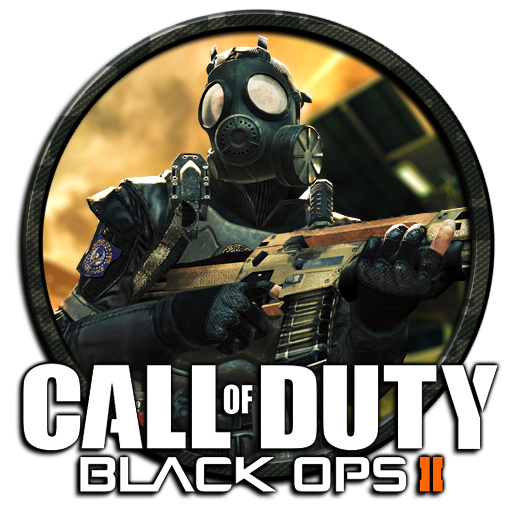 Call Of Duty Black Ops 2 Wallpaper: Call Of Duty Black Ops 2 Icon 4 By Habanacoregamer On