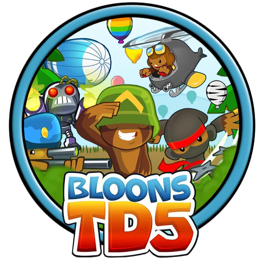 Bloons Tower Defense 5 Icon by habanacoregamer on DeviantArt