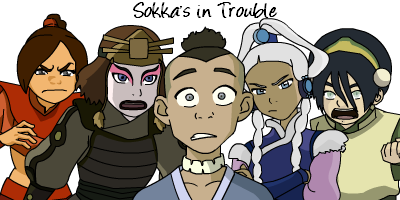 How old is Sokka on Avatar the Last Airbender - answers.com