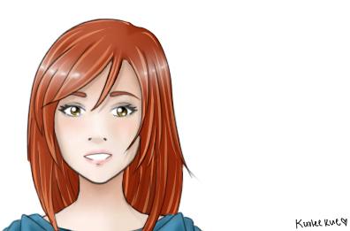 Miss Weasley by Kurlee-Kue