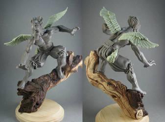 Forest Tengu 1 by AliasGhost