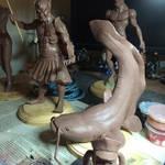 Namazu progress by AliasGhost
