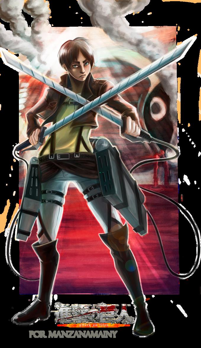 Eren by minigatsuga-chan