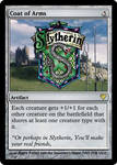Slytherin Coat of Arms