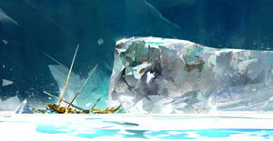 wreckage by KHIUS