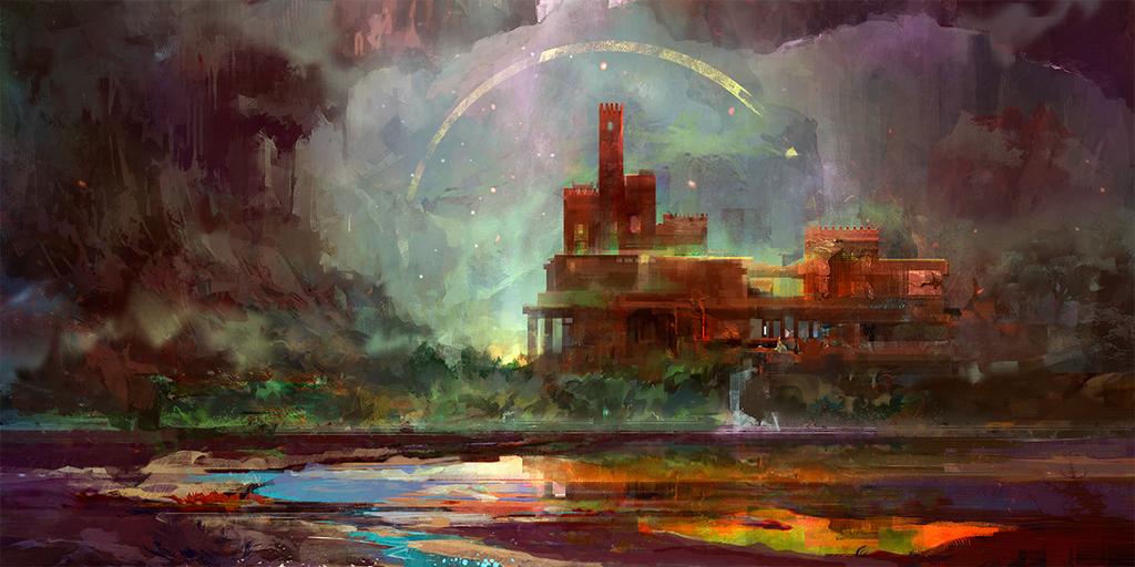 fantasy by KHIUS