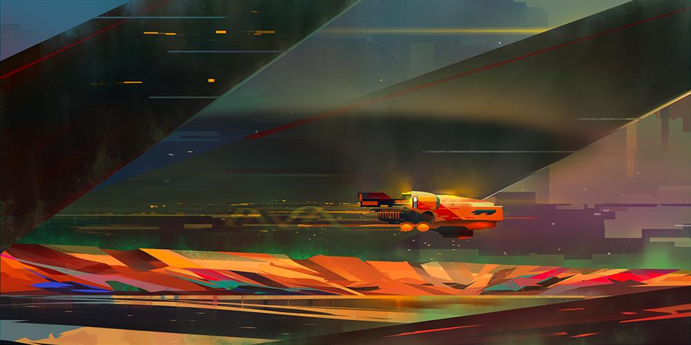 speedboat by KHIUS