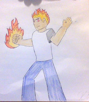 this is my drawing with color