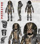 The Predator - 3D Model Update 3