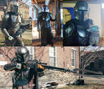 Mandalorian - Beskar (season 1) Costume by FoxHound1984