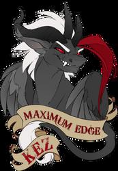 MAX | Con Badge | FEARDAKEZ