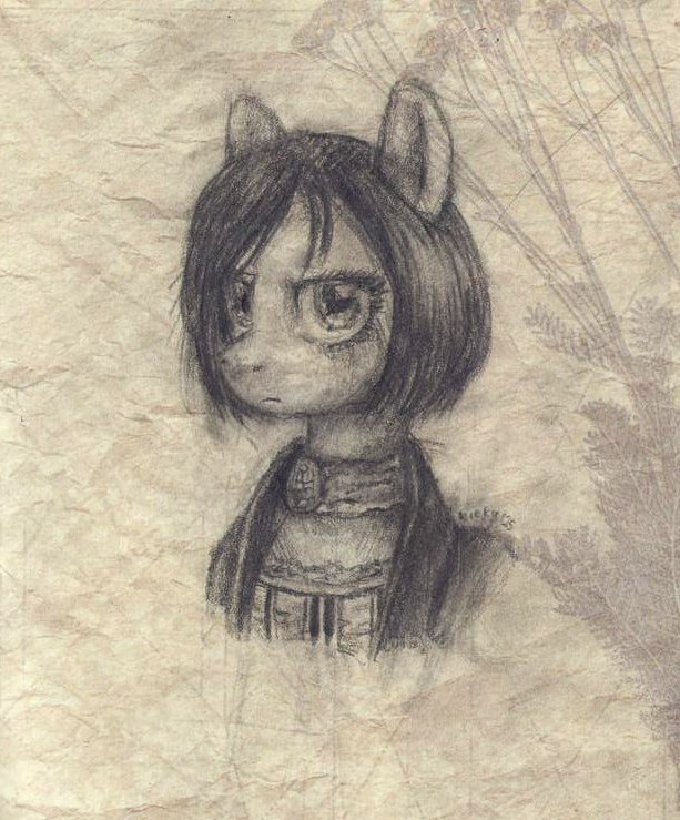Pony Elizabeth by RickySkywalker