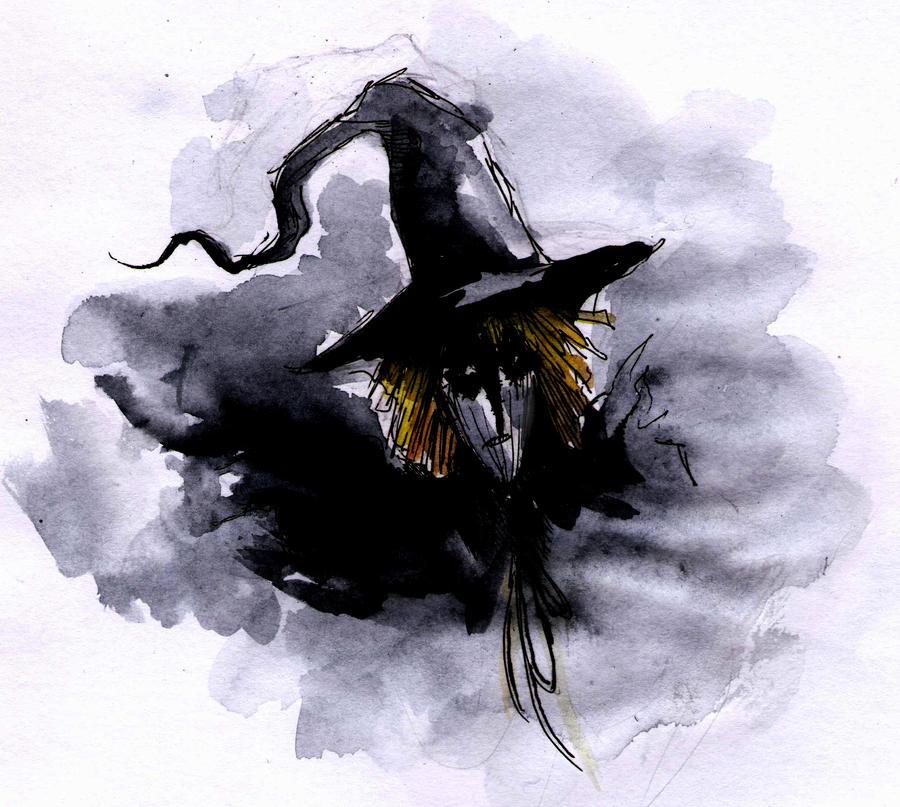 Scarecrow by RickySkywalker