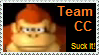TRG Stamp: Team CC by blazichu
