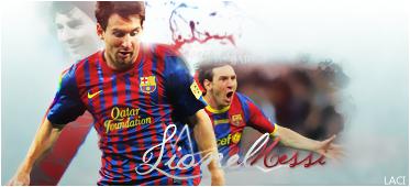 Messi by lacikaka7