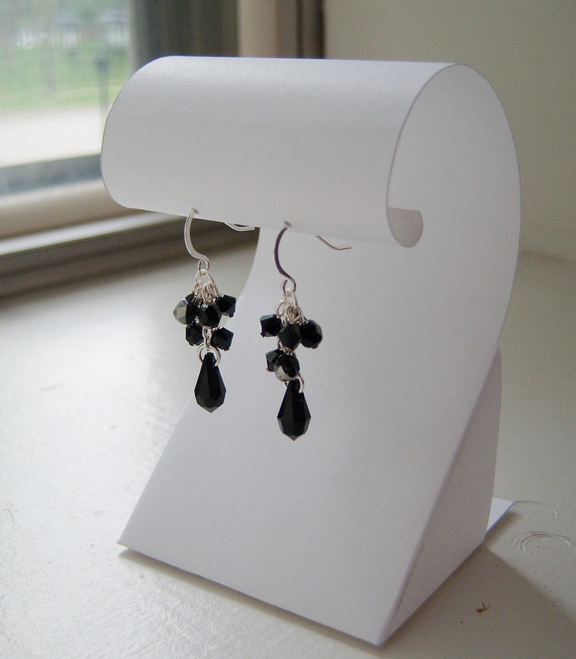 Diy Bracelet Display Card: Handmade Earring Display By Lulabug On DeviantART