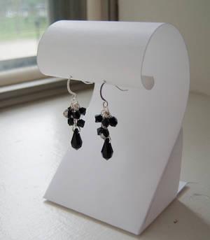 Handmade Earring Display
