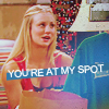 You're at my spot by detectiveli