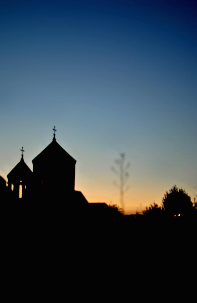 an armenian church by detectiveli