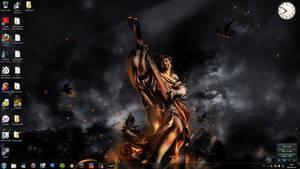 Desktop Statue by AngelicBond
