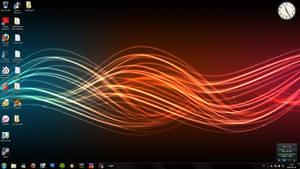 Desktop Lightning Stream by AngelicBond