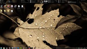 Desktop Leaf by AngelicBond