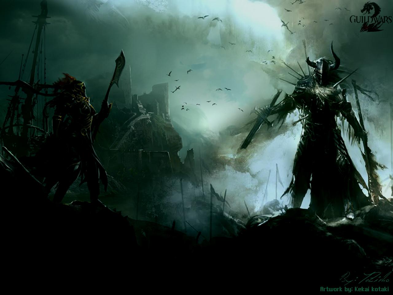 Guild Wars 2 Guardian Wallpaper