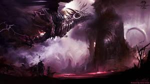GW2 Dragon 1080p Wallpaper