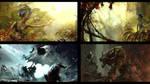 GW2 Scene Wallpaper by AngelicBond