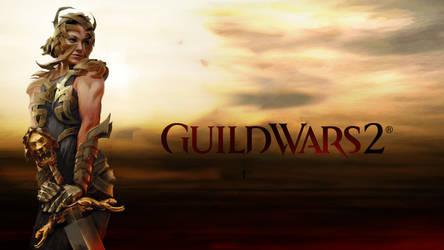 GW2 Armor Girl