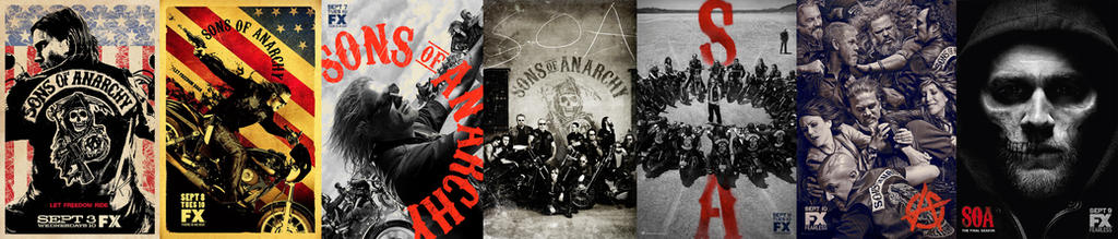 SoA Season Posters 5040x1080 by AngelicBond