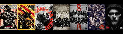 SoA Season Posters 3840x1080 by AngelicBond