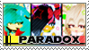 Team Paradox Stamp by Zarashii