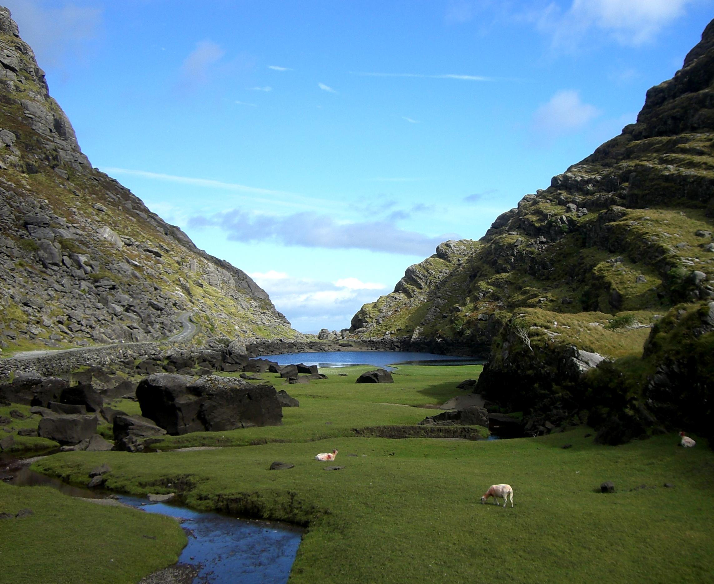 Ireland 6 by LeikyaStock