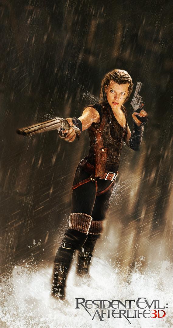 Resident Evil Afterlife: Alice by Meioh-Sama