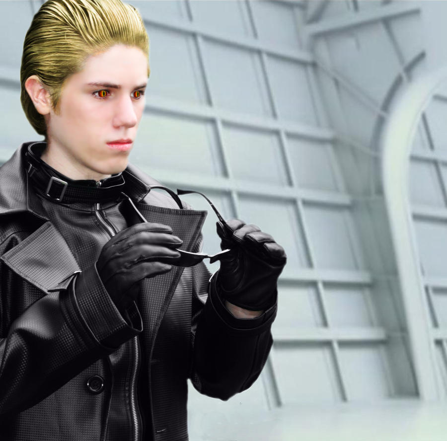 Wesker Cosplay 3 by Meioh-Sama