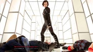 Resident Evil: Retribution Wallpaper 4