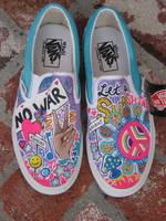 +PEACE Vans+