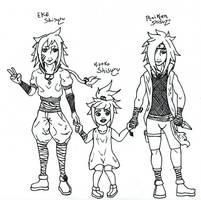 Shisuzu Clan's Children