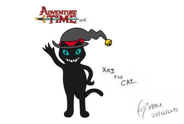 Xez The Cat