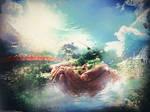 In the God hands - Wallpaper