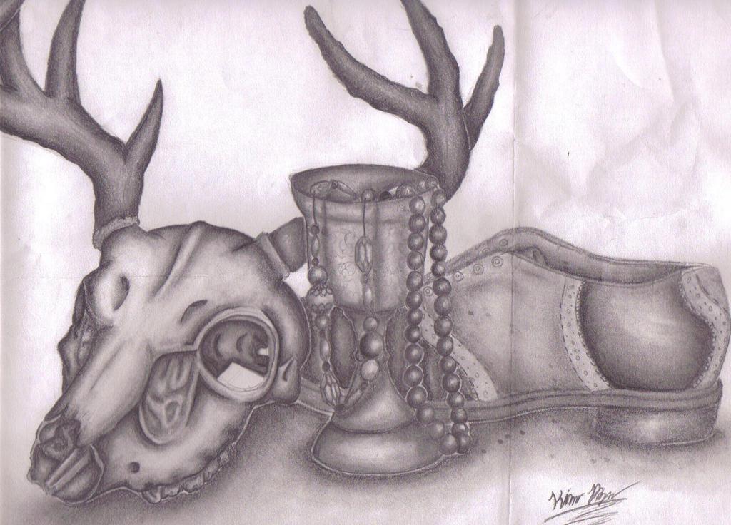 Still Life 3 by Lieonie